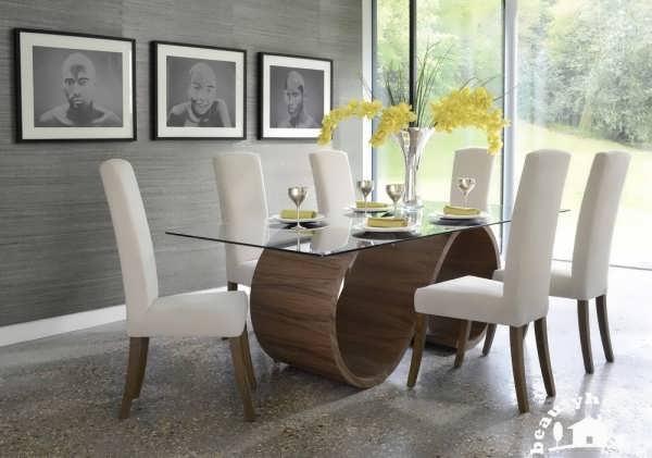 طراحی میز ناهار خوری